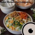 Bubur Manado Dari Indonesia