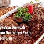 Makanan Berkuah Khas Nusantara Yang Mendunia